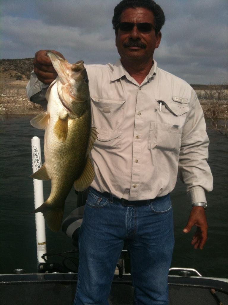 Lake Amistad Report 09 03 2012